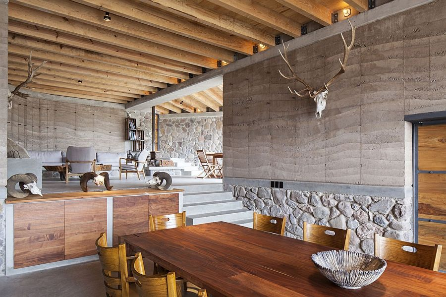 The cave the modern home in the mexican desert - The cave the modern home in the mexican desert ...