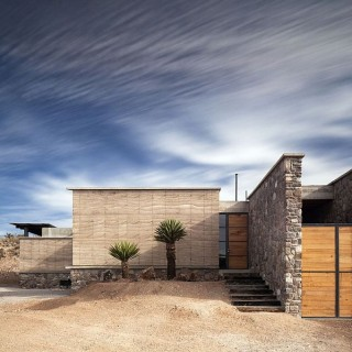 Case moderne archives case practice - The cave the modern home in the mexican desert ...