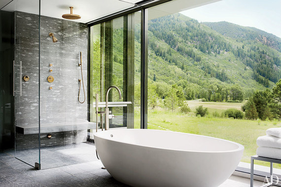 Amazing bathtubs 7 decors full of energy