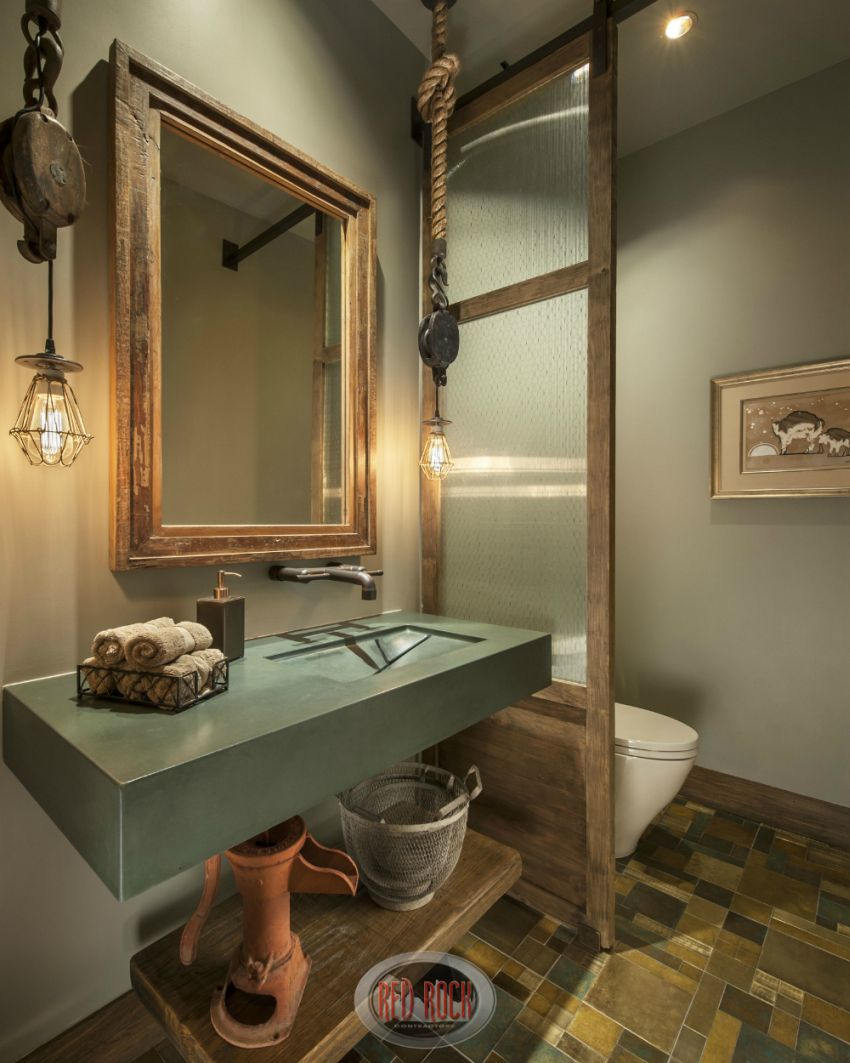 Bathroom Interior Design Tips And Ideas ~ Best rustic interior design ideas beauty of simplicity