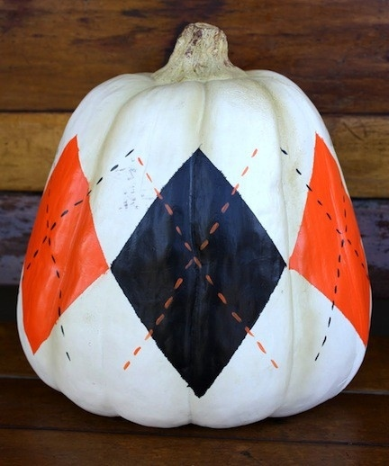 decoratiuni din dovleci Pumpkin decorating ideas 10