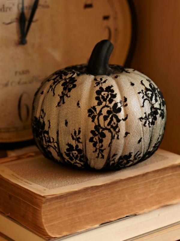 Pumpkin decorating ideas for home
