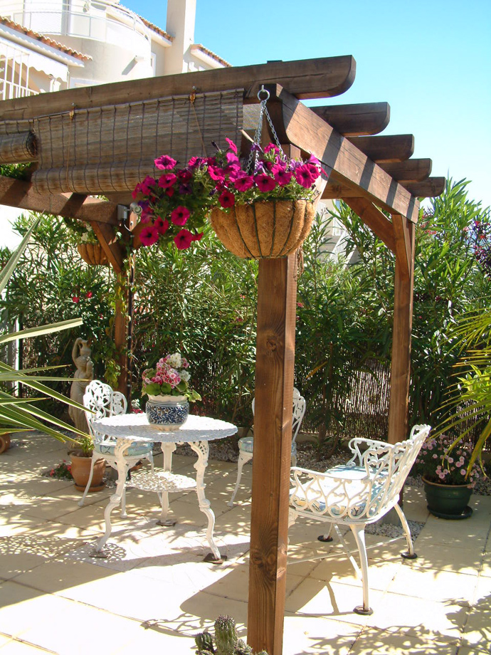 Wooden pergola design ideas for all