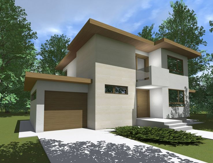 medium sized modern house plans joy studio design