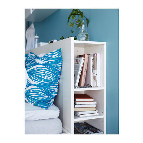 Storage spaces in small places
