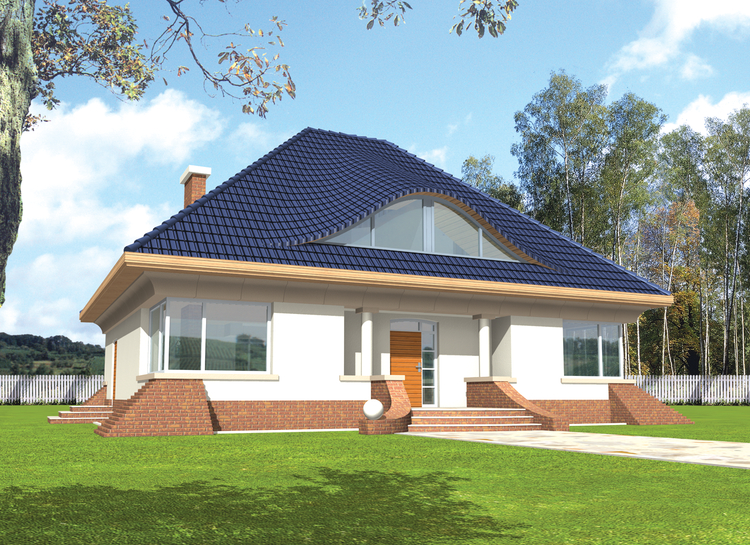 Bay window house plans for all