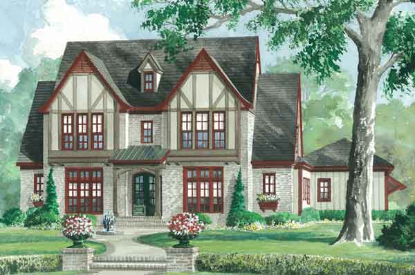 Case in stil tudor arhitectura nobila for Tudor house plans with photos