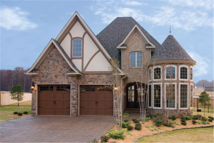 Tudor style house plans noble architecture 5 bed 4 bath house