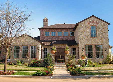 Tuscan style house plans passionate architecture for Hill country house plans luxury