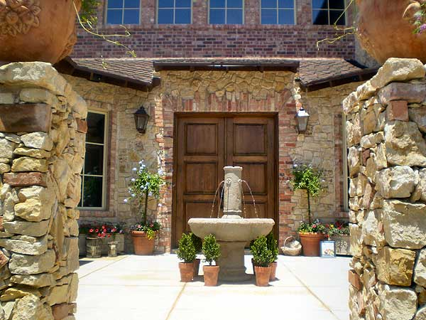 case in stil toscan Tuscan style house plans 7