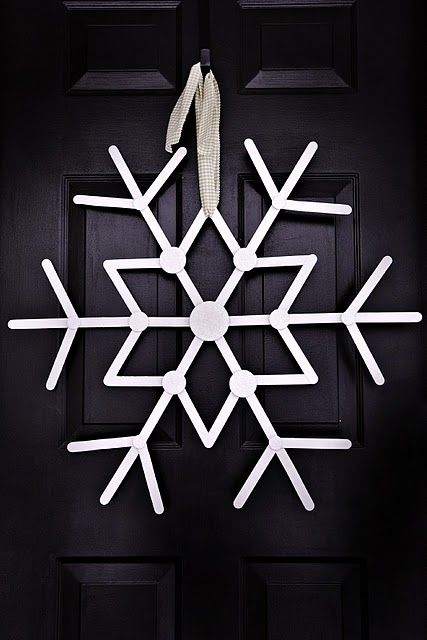 decoratiuni de iarna facute manual DIY winter decor ideas 12