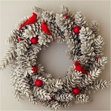 decoratiuni de iarna facute manual DIY winter decor ideas 18