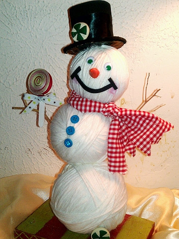 DIY winter decor ideas at home