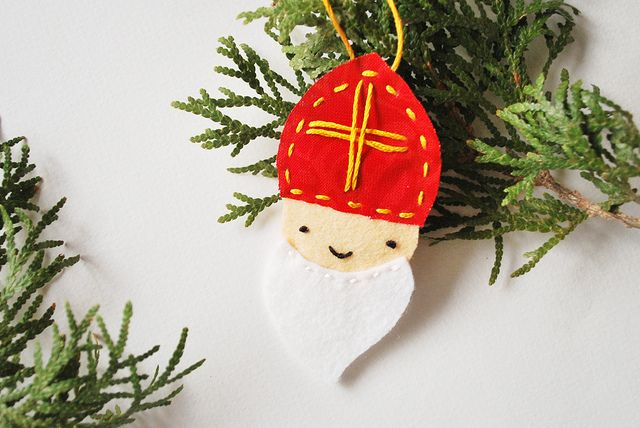 decoratiuni de mos nicolae Saint Nicholas day decorations 10
