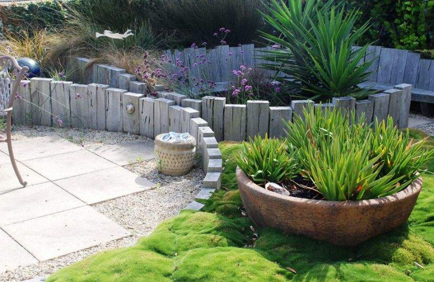 Beautiful garden fencing ideas - Fall landscaping ideas a mosaic of colors shapes and scents ...