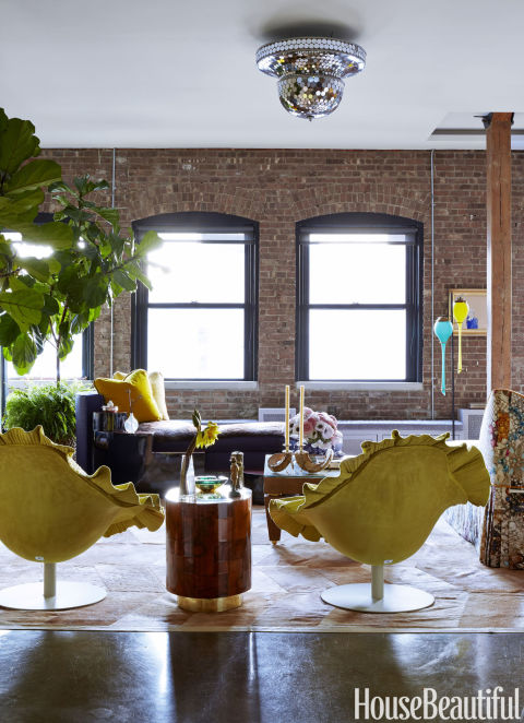 The wonder loft in Manhattan