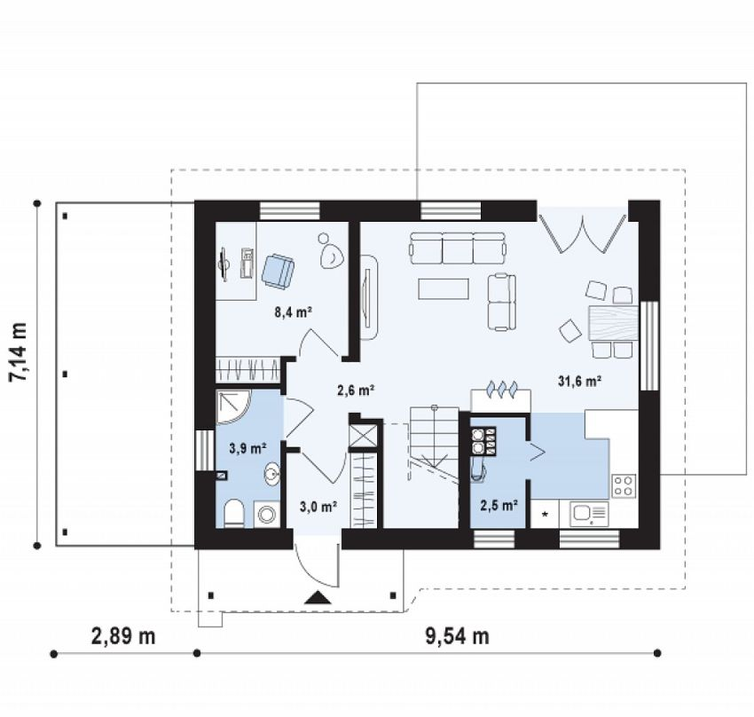 House plans that are cheap to build for Floor plans for building a house