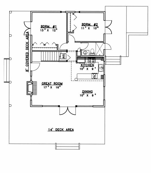 House plans that are cheap to build for Cheap floor plans build