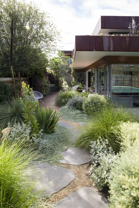 alei din pietris gravel alley design ideas 16