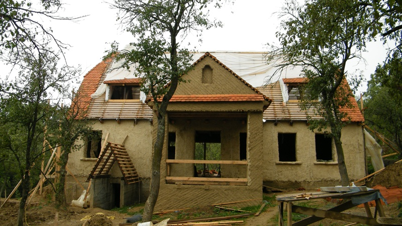 Natural Cob Houses Closer To Nature Houz Buzz
