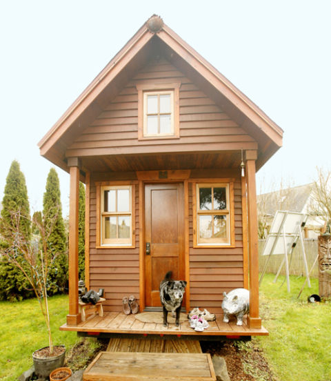 Tiny houses for all
