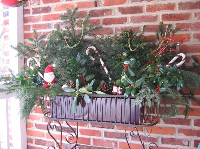 cele mai frumoase decoratiuni de craciun The most beautiful natural Christmas decorations 16