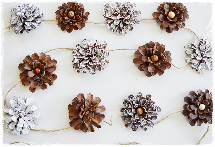 cele mai frumoase decoratiuni de craciun The most beautiful natural Christmas decorations 3