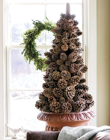 cele mai frumoase decoratiuni de craciun The most beautiful natural Christmas decorations 8