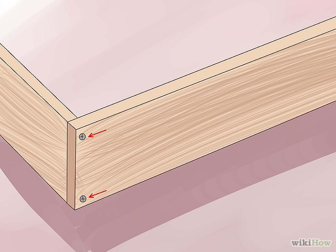 A Brief Guide To How To Build A Wood Frame Bed Houz Buzz