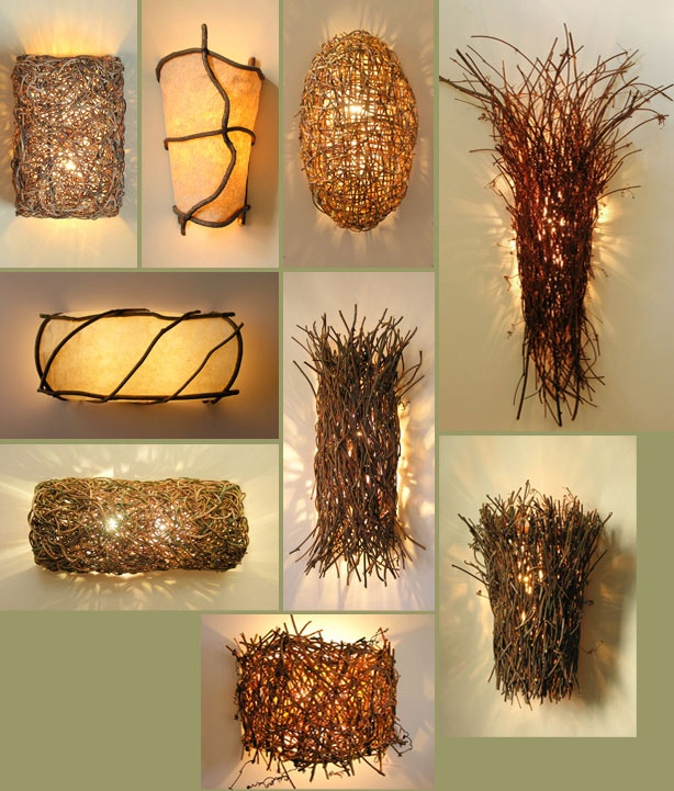 corpuri de iluminat facute acasa DIY lighting ideas 16