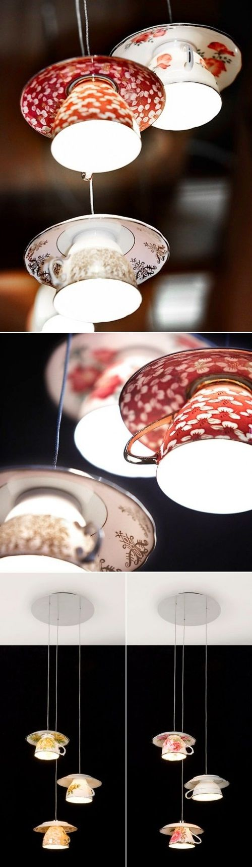 corpuri de iluminat facute acasa DIY lighting ideas 20