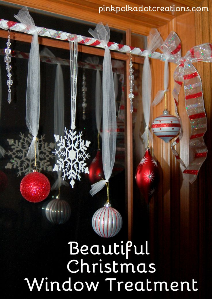 decorarea geamurilor de craciun Christmas window design ideas 25
