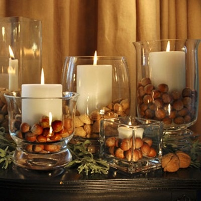 decoratiuni cu castane chestnut decorations 16