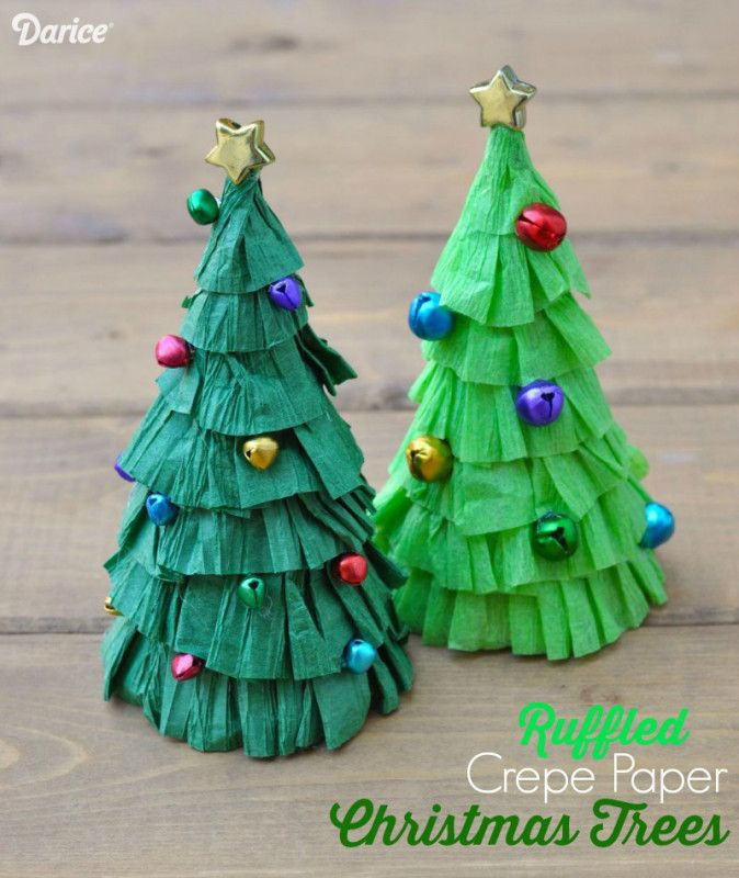 decoratiuni din hartie creponata Crepe paper decorations 5