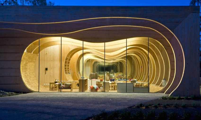 gradinita ecologica The green kindergarten 4