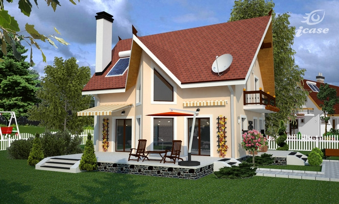 Timber frame house plans for all