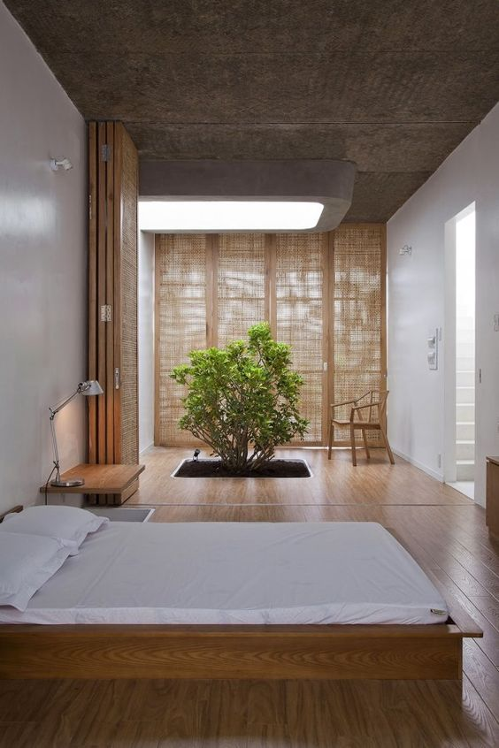 Japanese style apartments are great