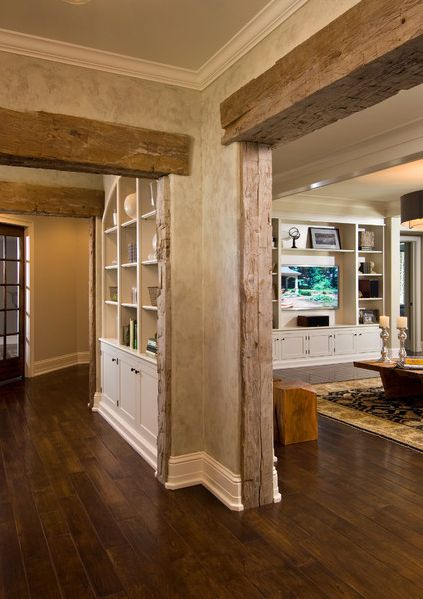 AZ Faux Beams offers a wide selection of high-density polyurethane foam architectural products. Let us help with all of your faux wood needs without breaking the budget. Order faux wood beams, mantels, trusses & decorative faux wood products like corbels, knee braces, rafter and viga tails today!
