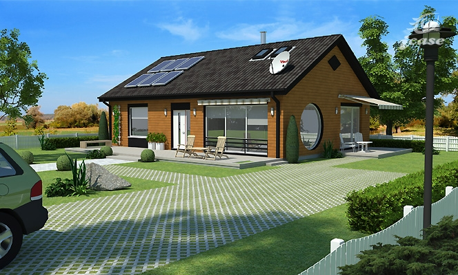 Small single level house plans for all