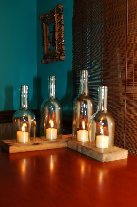 What to do with a bottle at home