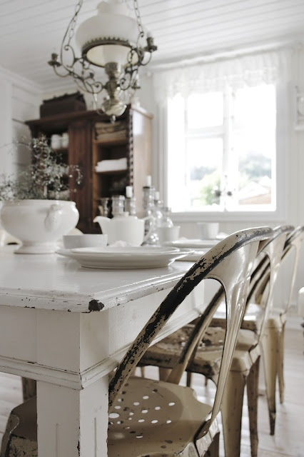 decorarea casei in stil vintage Vintage style decor ideas 12