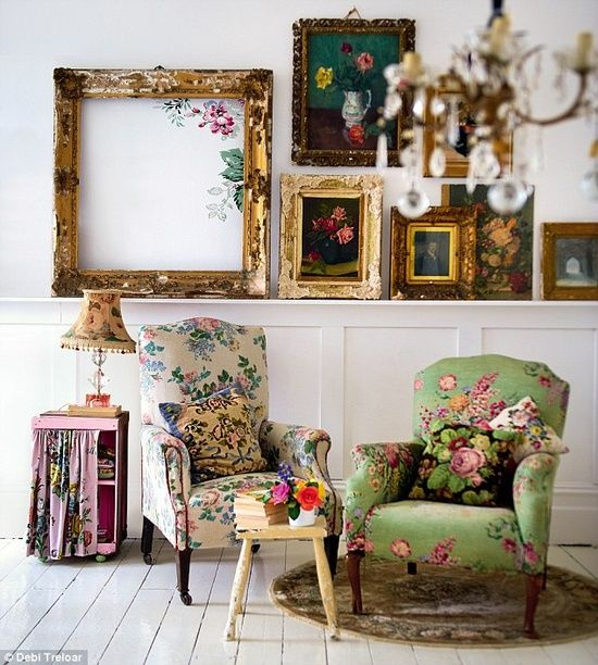 Vintage Style Decor Ideas For Home