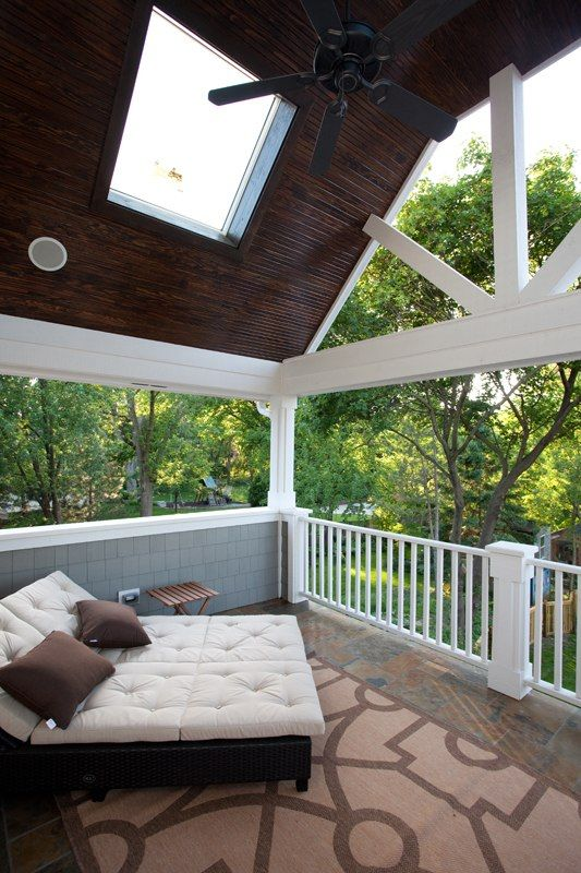 Attic Balcony Design Ideas 11 Open Solutions Houz Buzz