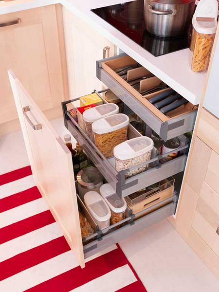 sertare practice de bucatarie Practical kitchen drawers 12