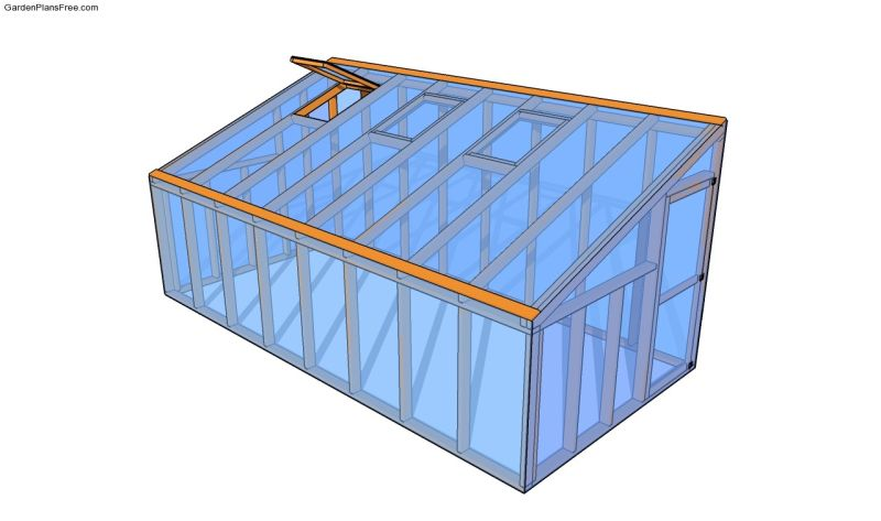 Materiale necesare pentru construirea unei sere Materials needed to build a greenhouse 8