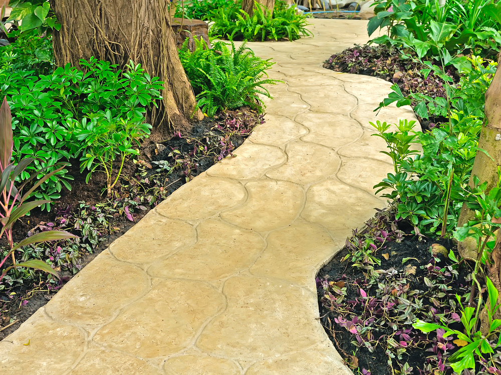 alei din dale slab pathway design ideas 11