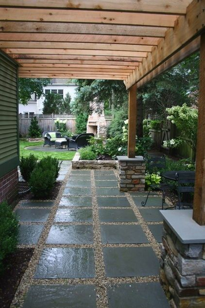 alei din dale slab pathway design ideas 15