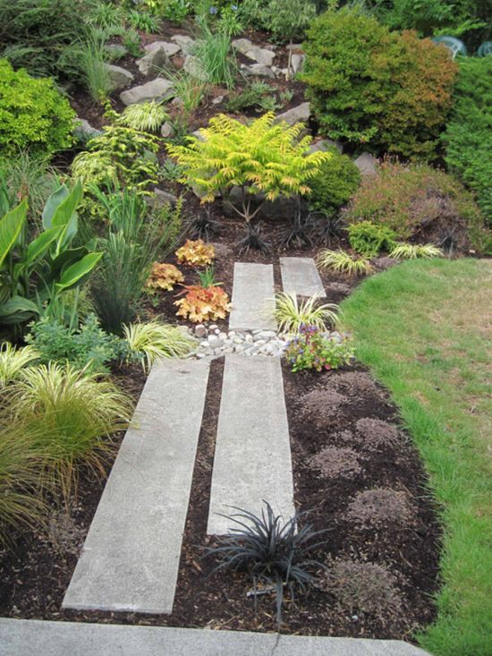 alei din dale slab pathway design ideas 3