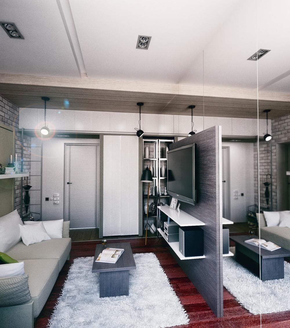 13 Qm Zimmer Einrichten 15 Quadratmeter Zimmer Home Ideen: Under 30 Square Meter Apartment Design Ideas