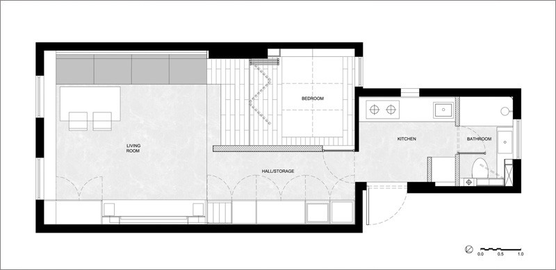 apartament mic small apartment 8